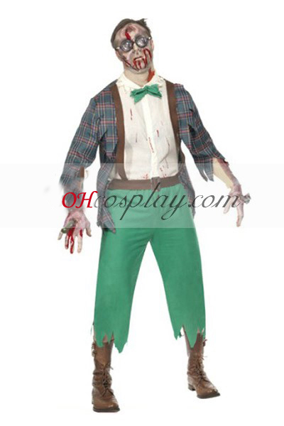 Halloween enseignants cosplay costume
