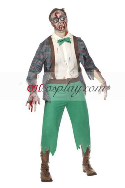 Halloween Teacher Cosplay Costume