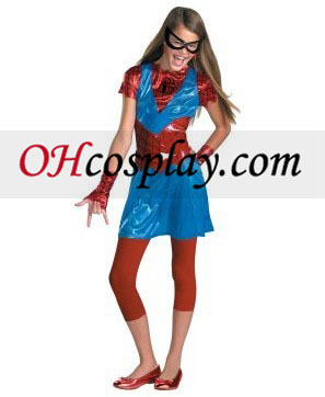 Spider-Girl Child / Teen Kostume