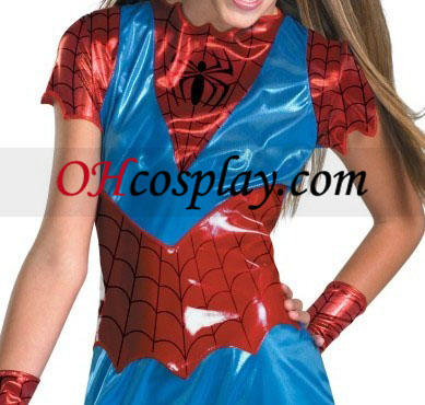 Spider-Girl дете/младеж костюм