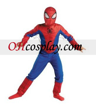 El Spider-Man Animated Series Vestuario Infantil Spectacular