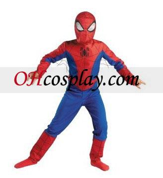 Den Spectacular Spider-Man Animated Series Child Kostume
