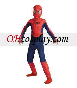 Spider-Man 3 Barn Kostym