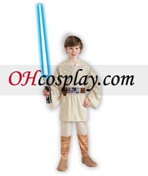 Star Wars Luke Skywalker Costume enfant