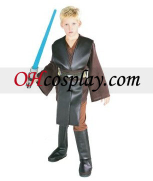Star Wars Anakin Deluxe Child Kostume