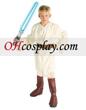 Star Wars Obi-Wan Deluxe Child Kostume