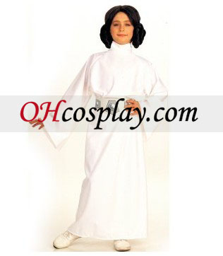 Star Wars Princess Leia Barn Kostym