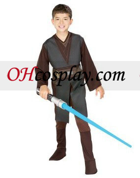 Star Wars Anakin Skywalker Standard Child Cosplay Halloween Costume Buy Online