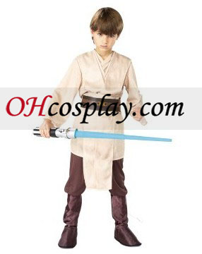 Star Wars Jedi Deluxe Child Kostume