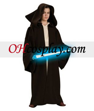 Star Wars Super Deluxe Jedi Robe Child Kostume
