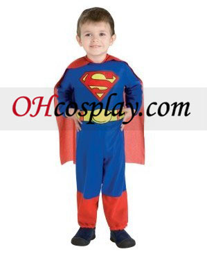 Superman Toddler Kostume