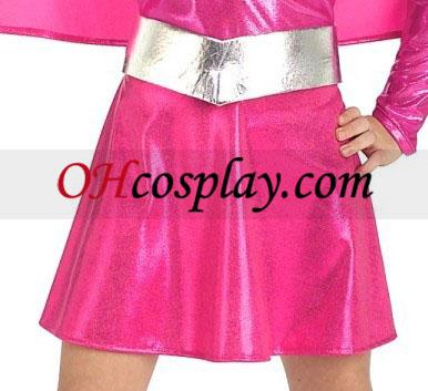 Pink Supergirl Toddler/Child Costume