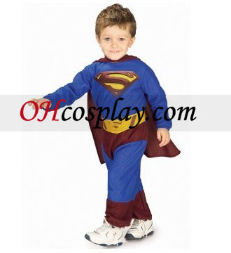 Superman Returns Deluxe Peuter Costume