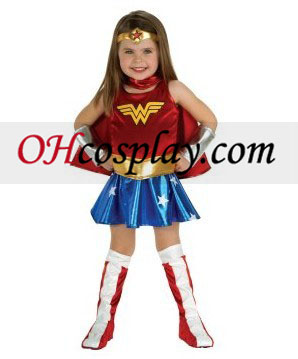 Wonder Woman Toddler Kostume