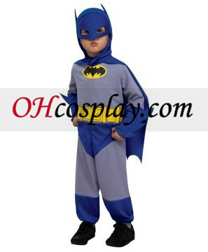 Batman Brave & Traje Infant / Toddler Batman Negrita