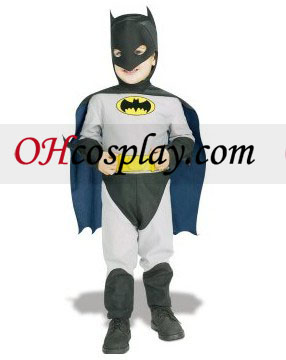 Traje Toddler Batman