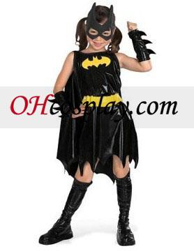 Batgirl crianças bijuterias