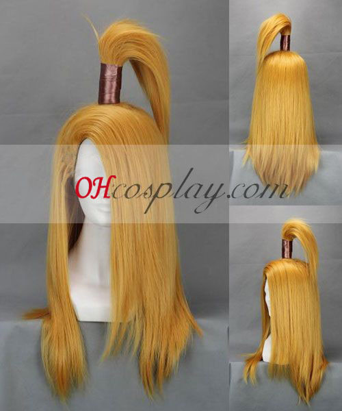 Naruto Deidara Yellow Cosplay Wig