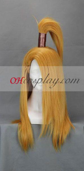 Naruto Deidara Yellow Cosplay Wig Cosplaymade Com