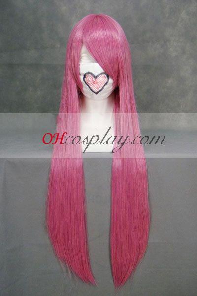 Naruto Tayuya Pink udklædning Paryk