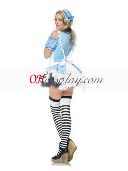 Алиса в Страната на чудесата Алис сърцата рокля Cosplay костюм онлайн магазин на България