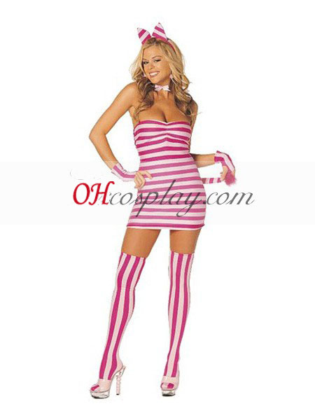 The Cheshire Kitten Adult Costume from Alice in some cases Wonderland