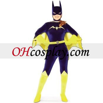 Gotham Girls DC Comics Batgirl Costume Adulto