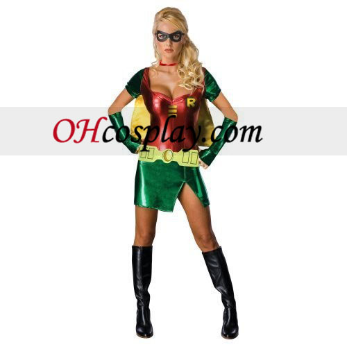 Costume Adulto Sexy Robin