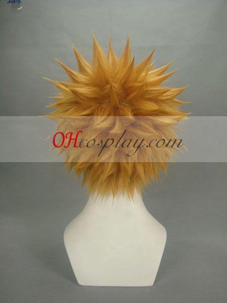 Naruto Uzumaki Naruto Yellow Cosplay Wig Cosplaymade Com