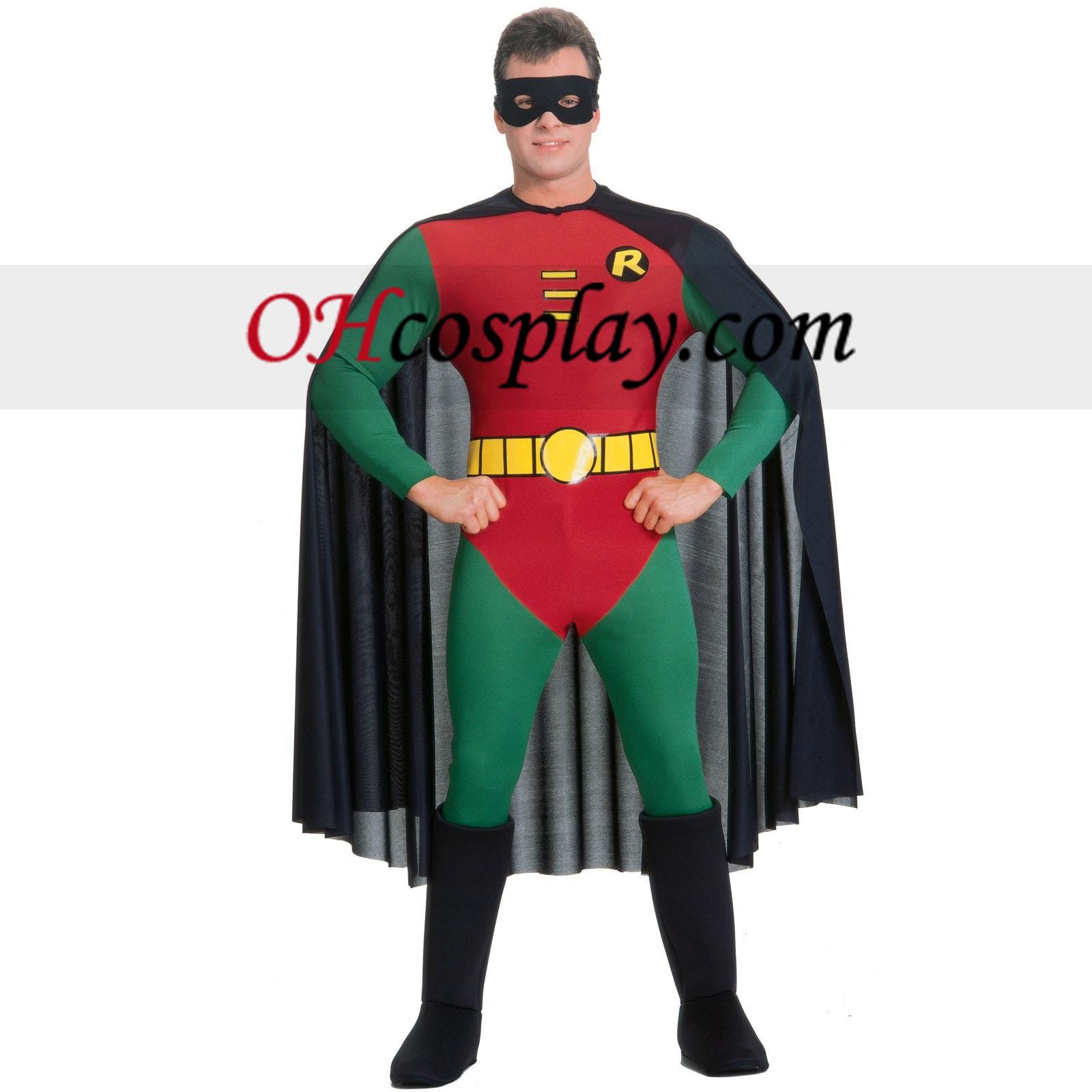 באטמן רובין DC קומיקס למבוגרים בגד ים