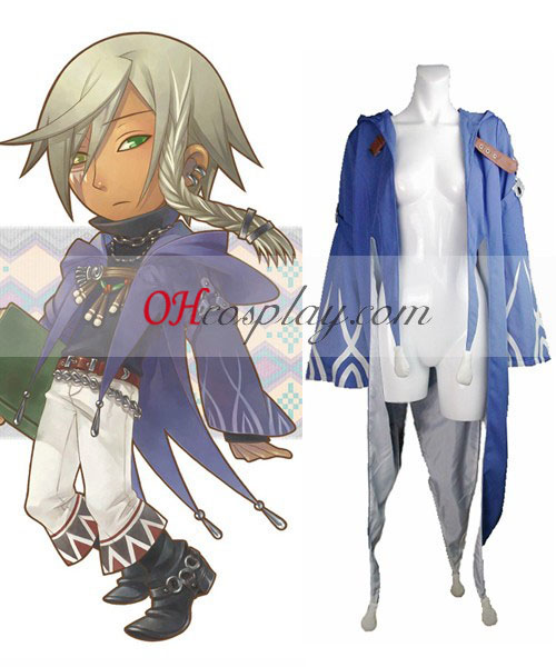Harvest Moon Animal Parade Wizard Cosplay Kostuum