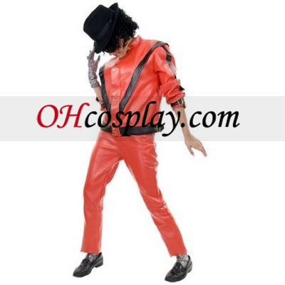 Michael Jackson Thriller Costume Adulto