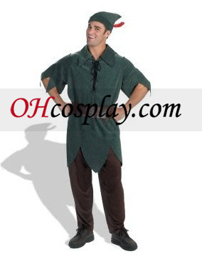 Peter Pan Disney Adult Kostume