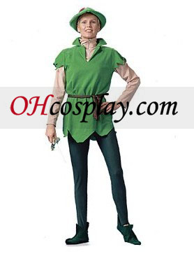 Peter Pan Adult Costumes Halloween Accessories Online Store