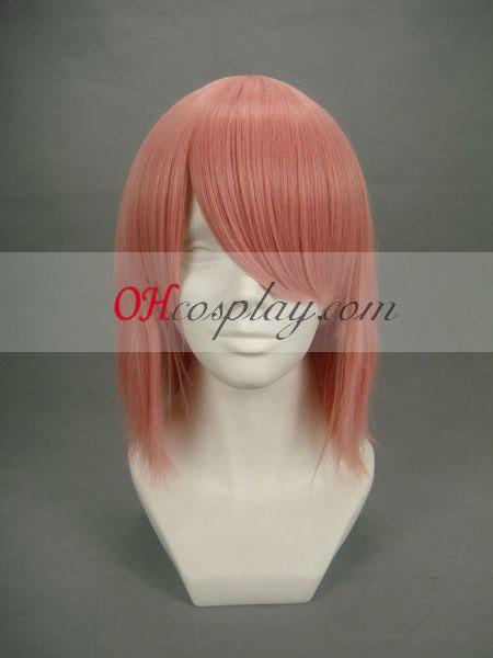 Naruto Haruno Sakura розов Cosplay Wig