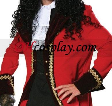 Най-доброто капитан кука възрастни костюм