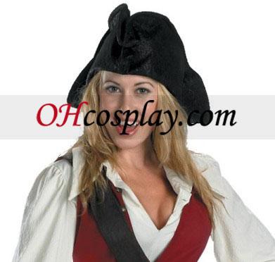 Pirates of the Caribbean 3 Elizabeth Pirate Deluxe Voksen (2007) Kostume