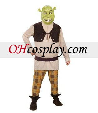 Shrek Deluxe Adult Costumes