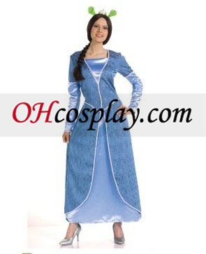 Shrek the Third-Deluxe Prinsesse Fiona Adult Kostume