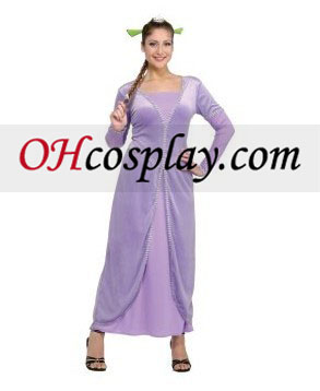 Shrek The Third Fiona Adult Costumes