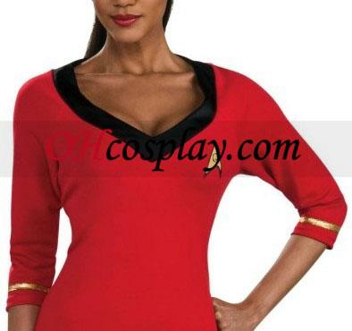 מסע בין כוכבים ומשאלות סוד לבוש אדום