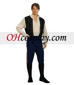Star Wars Han Solo Adult Kostume