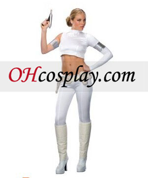 Star Wars Traje Sexy Adulto Amidala