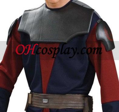 """Звёздные войны Clone войн номера \""""люкс\"""" приключения Anakin Skywalker костюм для взрослых"""