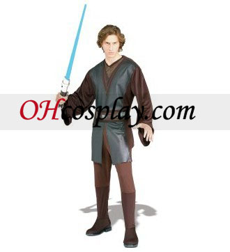 Star Wars Anakin Skywalker Vuxen Kostym