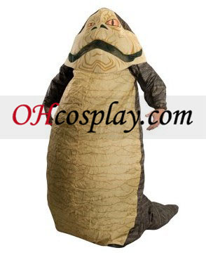 Jabba the Hutt Inflatable Adult Kostume