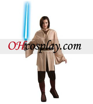 Star Wars Jedi Knight Roupa Adulto