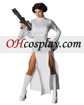 Star Wars Princesa Leia Adulto Sexy Traje