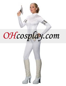 Star Wars Amidala Jumpsuit Adult Costumes