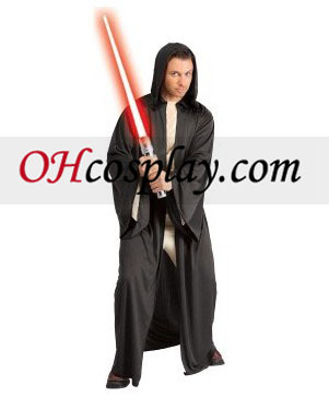 Star Wars Sith Robe Adulto Fantasia Economia